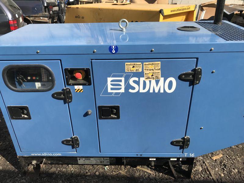 Дизельный генератор SDMO